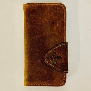 Patricia Nash FIONA 6 COGNAC Case of Iphone 6 Old